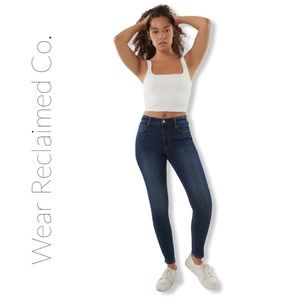 GARAGE High Waisted Jeggings - Size 5